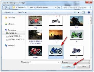 ... Membuat Video Menjadi Wallpaper Windows 7 Menggunakan   Aktual Post