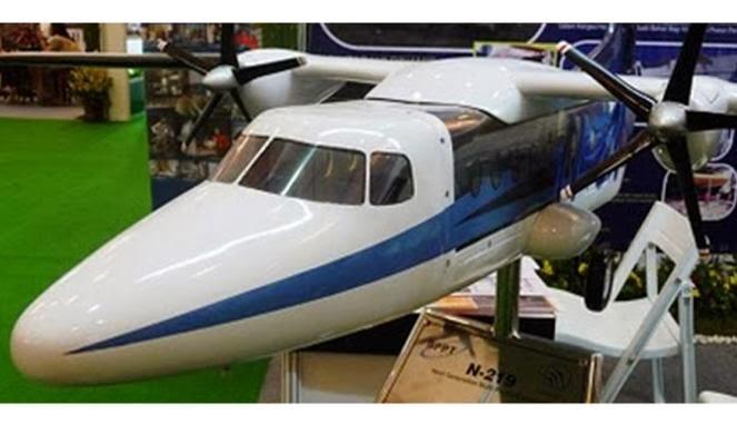 Kantongi 150 Pesanan N219, PTDI Mampu Produksi 15 Unit/Tahun