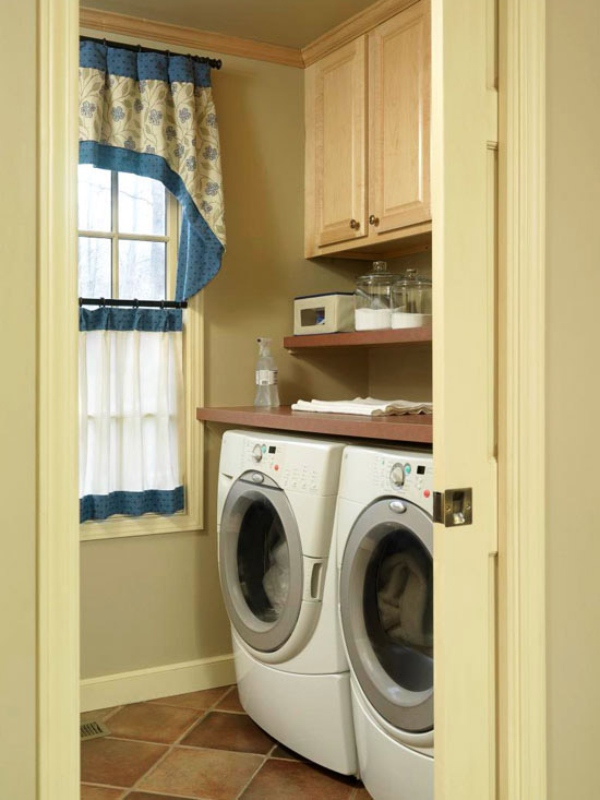 The Happy Homebodies Laundry Storage Solutions