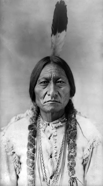 characterizing the sioux sitting bull in the native american community Native american history: origins of early people in the americas  sitting bull, the supreme chief of the sioux nation, strongly opposed this arrangement as sitting bull had a following of.