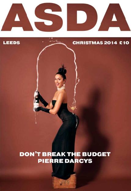 asda recycling christmas cards 2018