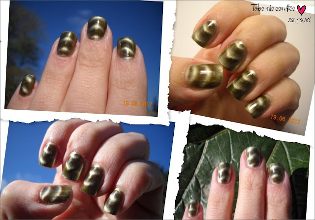 cling on china glaze magnetico magnetix nails uñas esmaltes nail polish