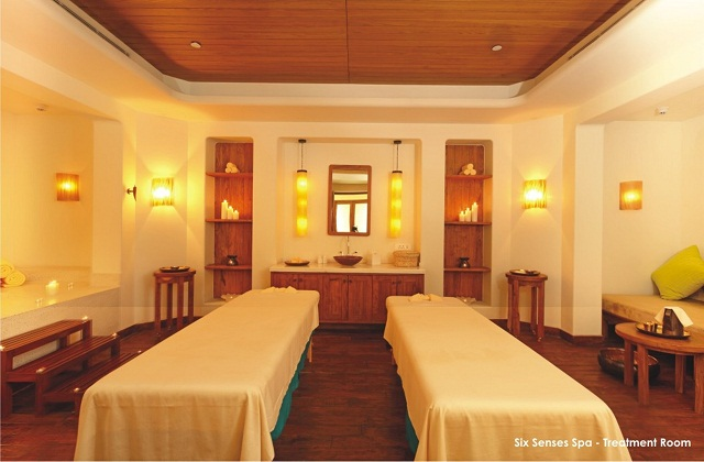Six Senses Spa, Jaypee Greens Golf & Spa Resort
