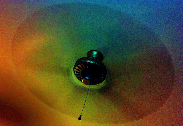 Rainbow Ceiling Fan : Jr snyder ceiling fan rainbow
