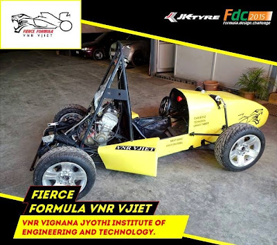 VF-05 Fierce Formula Car