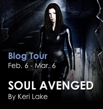 Blog Tour: Soul Avenged (Sons of Wrath #1) by Keri Lake