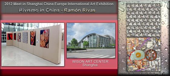 Rivismo. El Arte Creativo de Ramón Rivas en el Wison Art Center