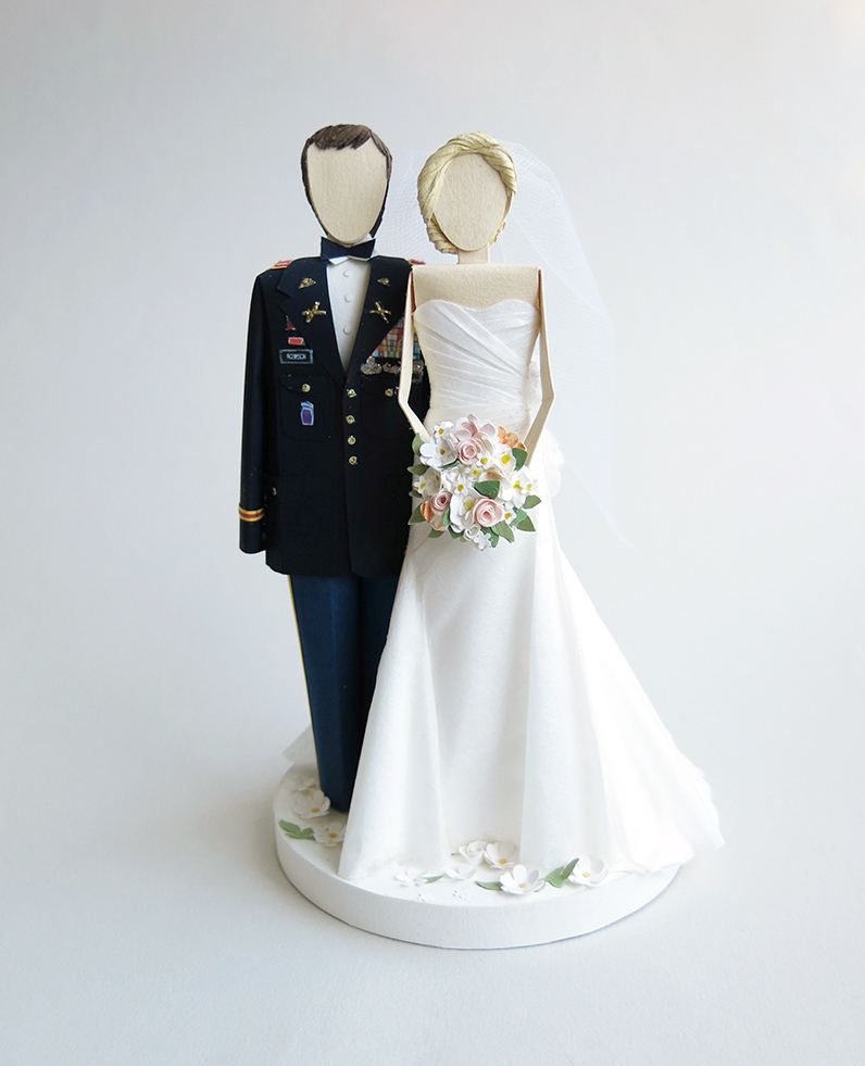Concarta Cake Toppers