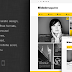 Flat and Minimalist Magazine Blog Theme