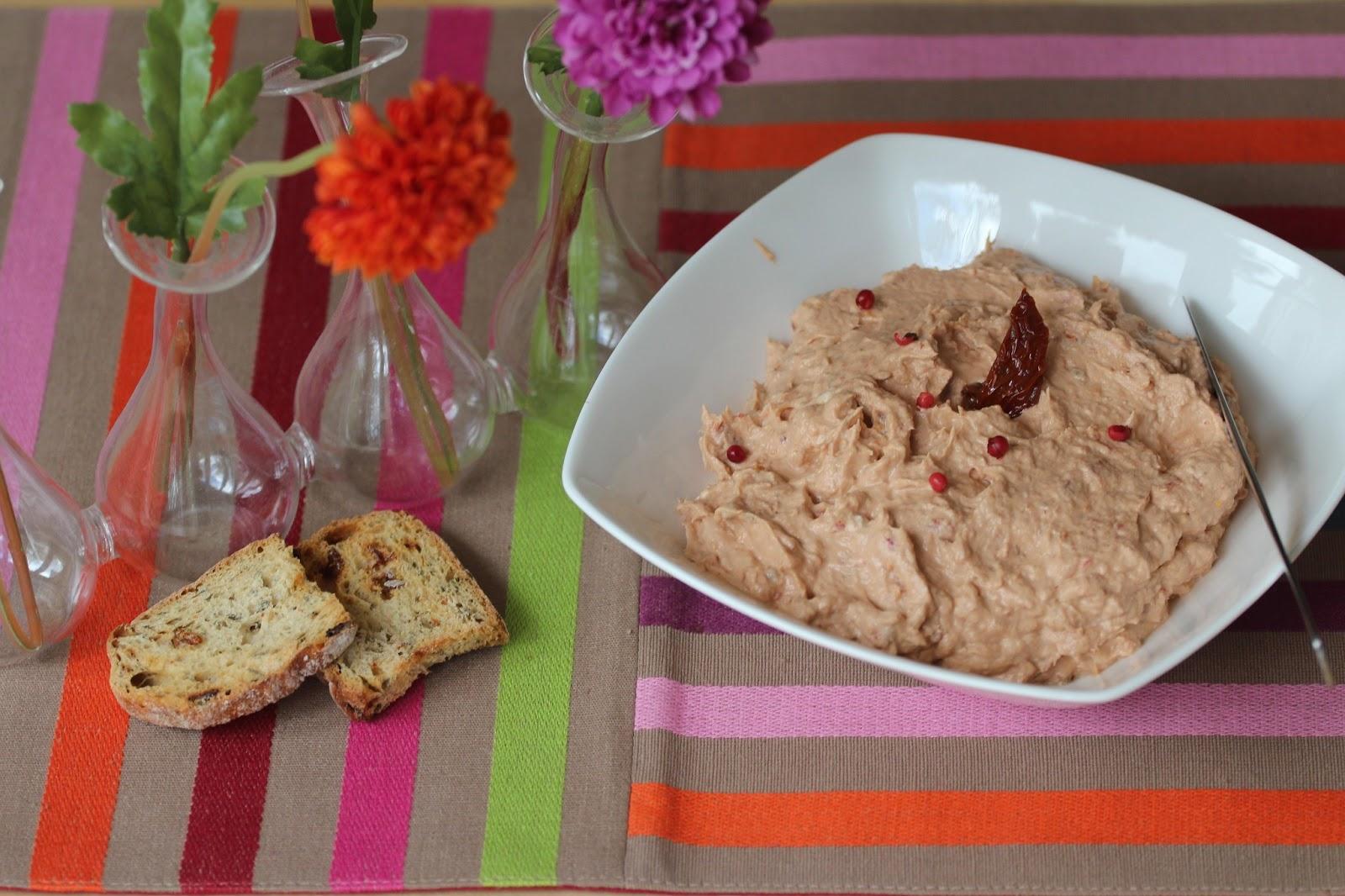 miam, maman j'ai faim!: rillettes de thon et tomates sÉchÉes