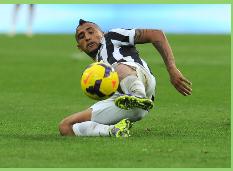 """Prensa italiana: Vidal es """"una nueva incorporación"""" de Juventus y está """"mejor que antes"""""""
