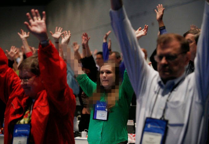 Gereja Presbyterian mengiktiraf perkahwinan gay
