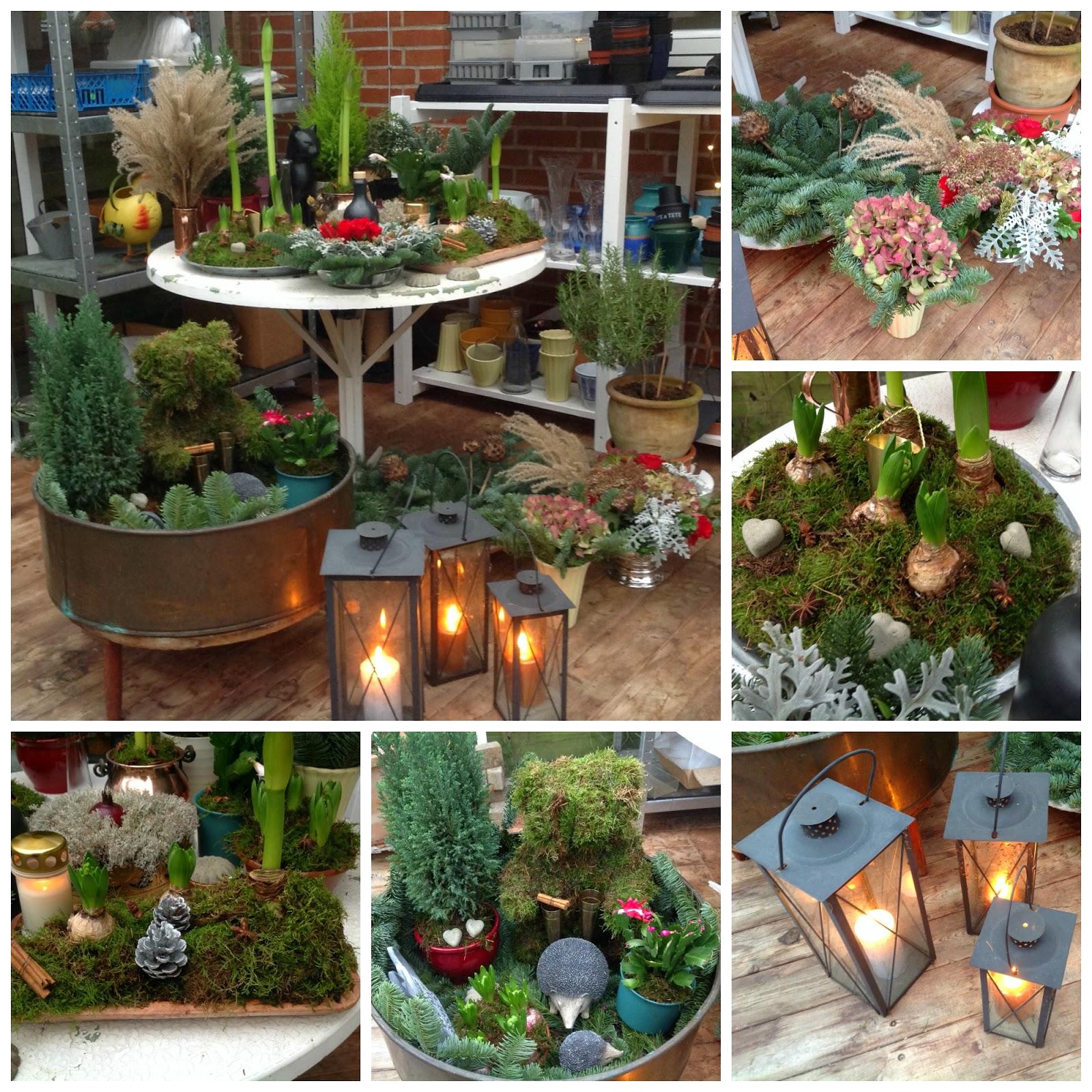 #A25B29 Anbefalede Min Lille Store Have: Julepyntning Af Udestuen/I Gør Det Selv Ideer Til Jul 5457 160016005457