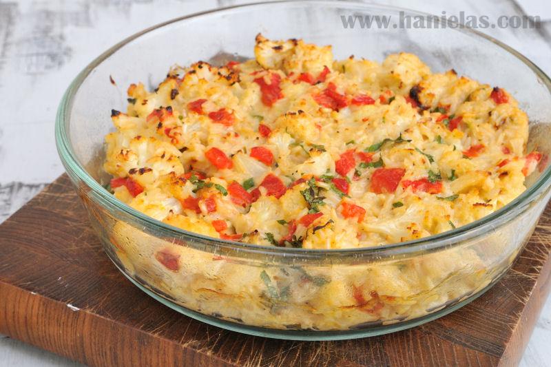 Haniela's: Roasted Cauliflower Casserole
