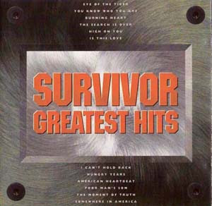 Survivor - Greatest Hits (1993)