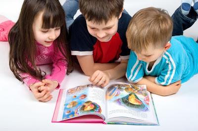 Lectura Niños 6 a 8 años