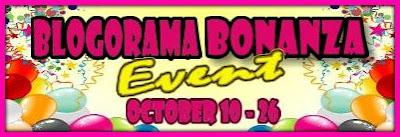 Blogorama Bonanza Event