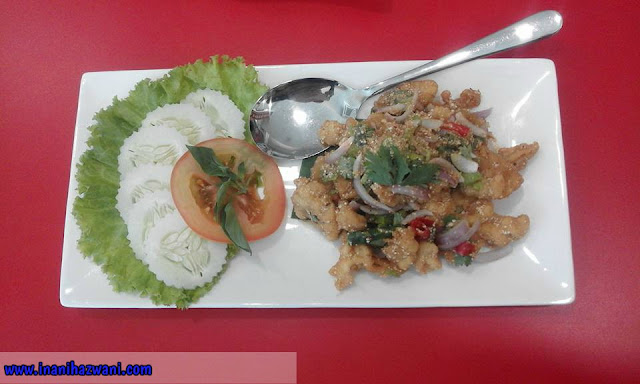 Cafe 9, A Taste Of Thai