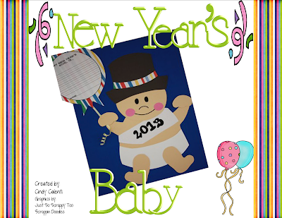 http://www.teacherspayteachers.com/Product/New-Years-Baby-Craft-and-Writing-Prompts-452582
