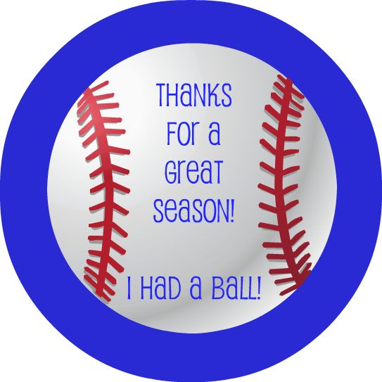 Persnickety image within free printable baseball tags