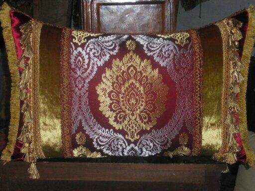 Khalifa d cor rideaux et salon marocain - Decoration rideaux salon marocain ...