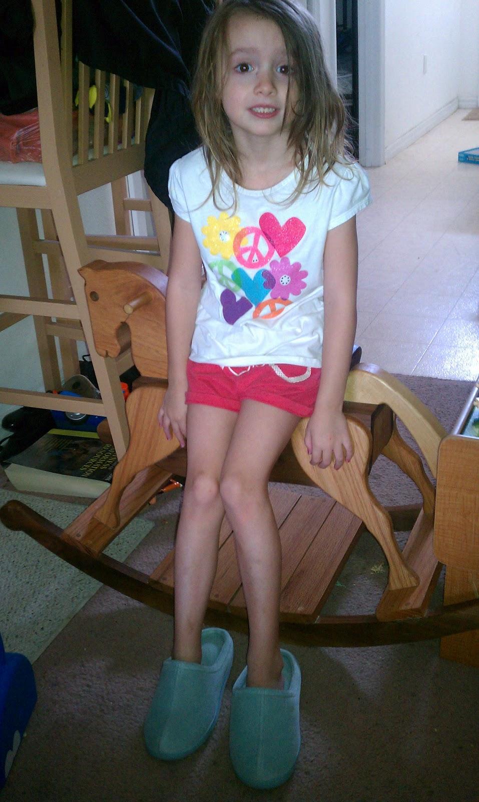 Teenage Girls Wearing Goodnites