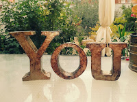 letra palabra 3D original amor regalo barato vintage romántico personal romantic diy letter word love gift cheap