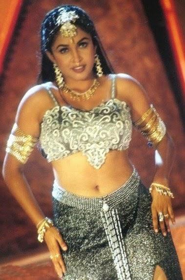 ramya krishnan hot navel show pictures south actress