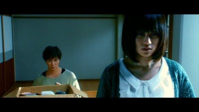 Hiroki Narimiya and Atsuko Maeda