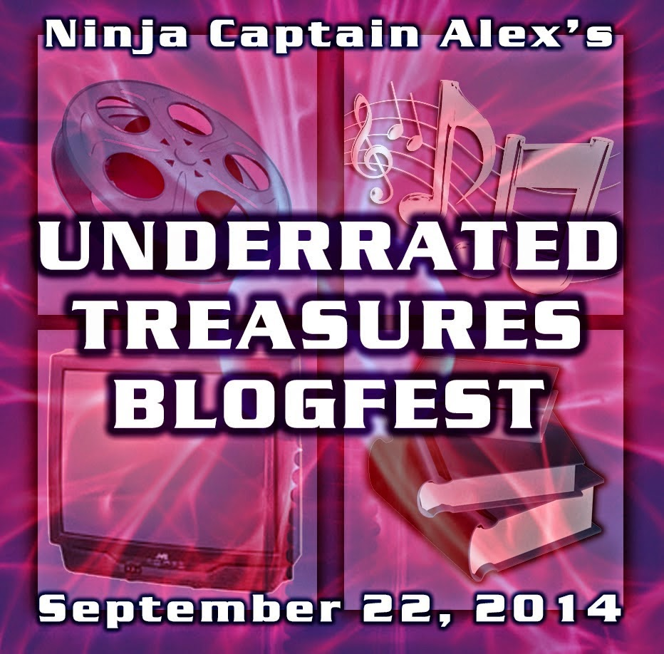 Underrated Treasures Blogfest