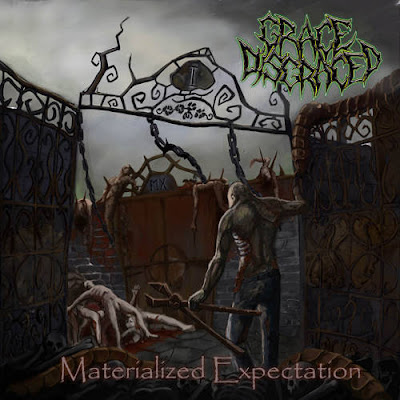 Materialized Expectation, Grace Disgraced, Grace Disgraced Female Fronted Technical/Brutal Death Metal from Russia