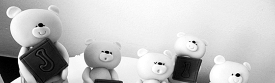 Header Picture of Cute Teddy Bear