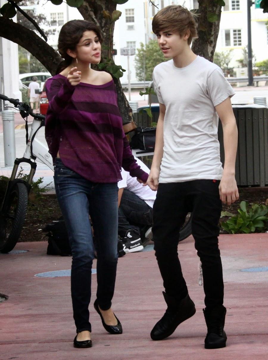 Justin Bieber And Selena Gomez Back Together 2014