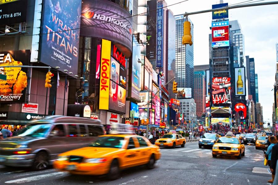 Conducir en Nueva York