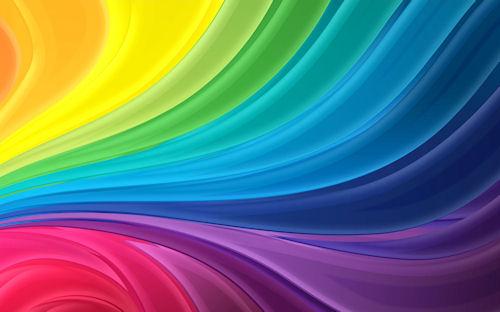 Arcoiris curveado - Curl rainbow (1920x1200px)