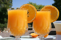 What is Orange Juice and healthy benefit