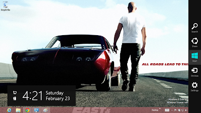 Download Fast And Furious 6 Theme For Windows 7