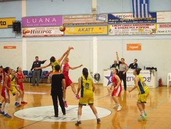 Στον τελικό ο Κρόνος Αγ. Δημ. 58-50 λύγισε τον Ίκαρο Καλλιθέας στον 2ο ημιτελικό (2-0)