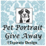 Win a Gift Certificate for a Pet PortraiT
