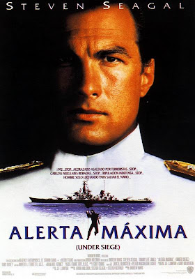 Alerta máxima, Steven Seagal, Tommy Lee Jones, Erika Eleniak
