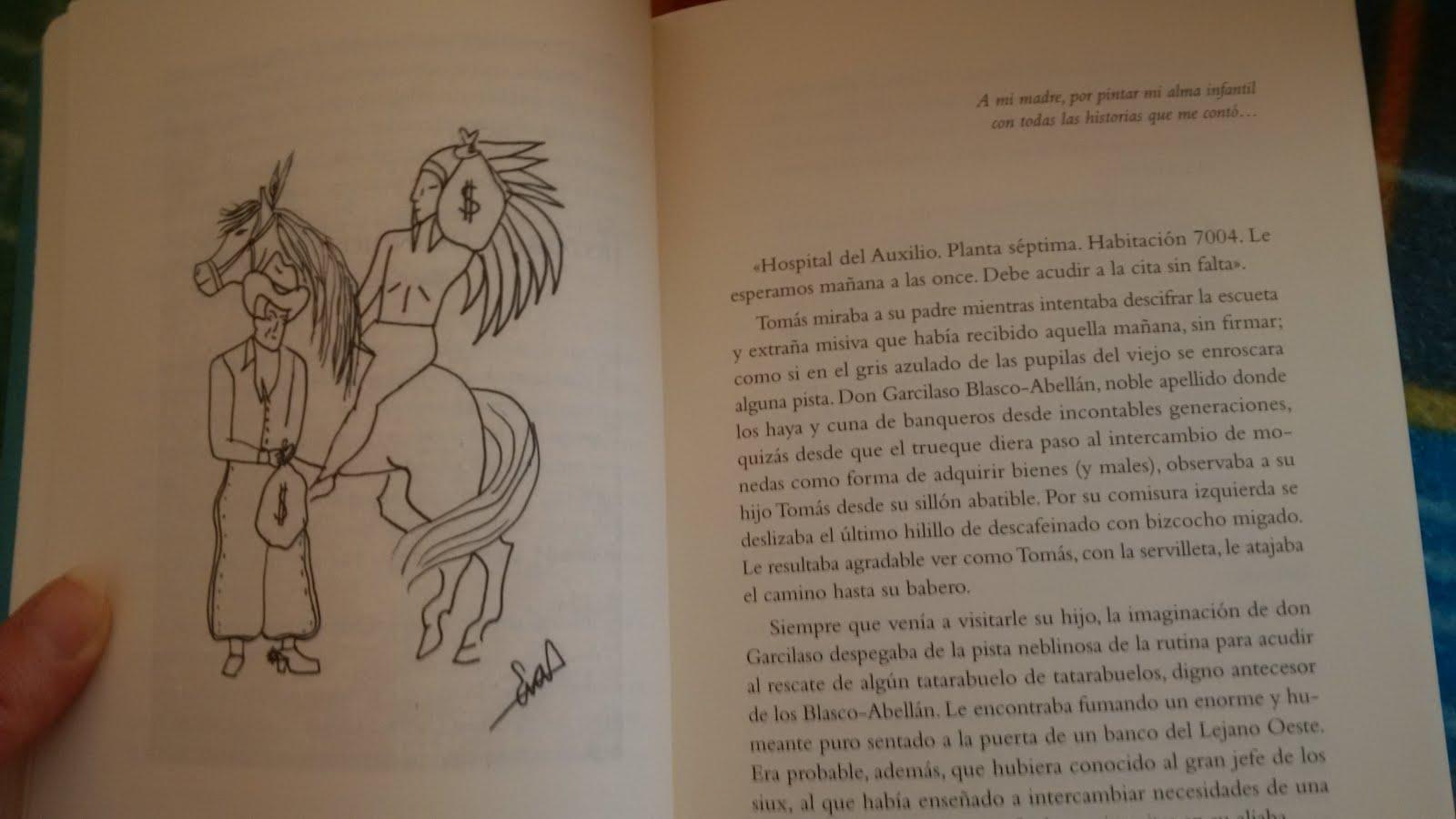 """Participo con mi relato: «Historias de Indios y """"Vanqueros""""»"""