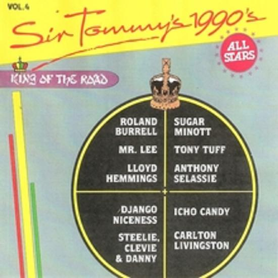Sir Tommy's 1990's All Stars Vol.4