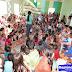 Centenas de crianças ganham brinquedos no Ceacri em Itapiúna