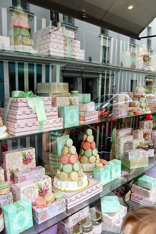 Ladurée mouth-watering flavours