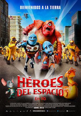 descargar Heroes del Espacio – DVDRIP LATINO