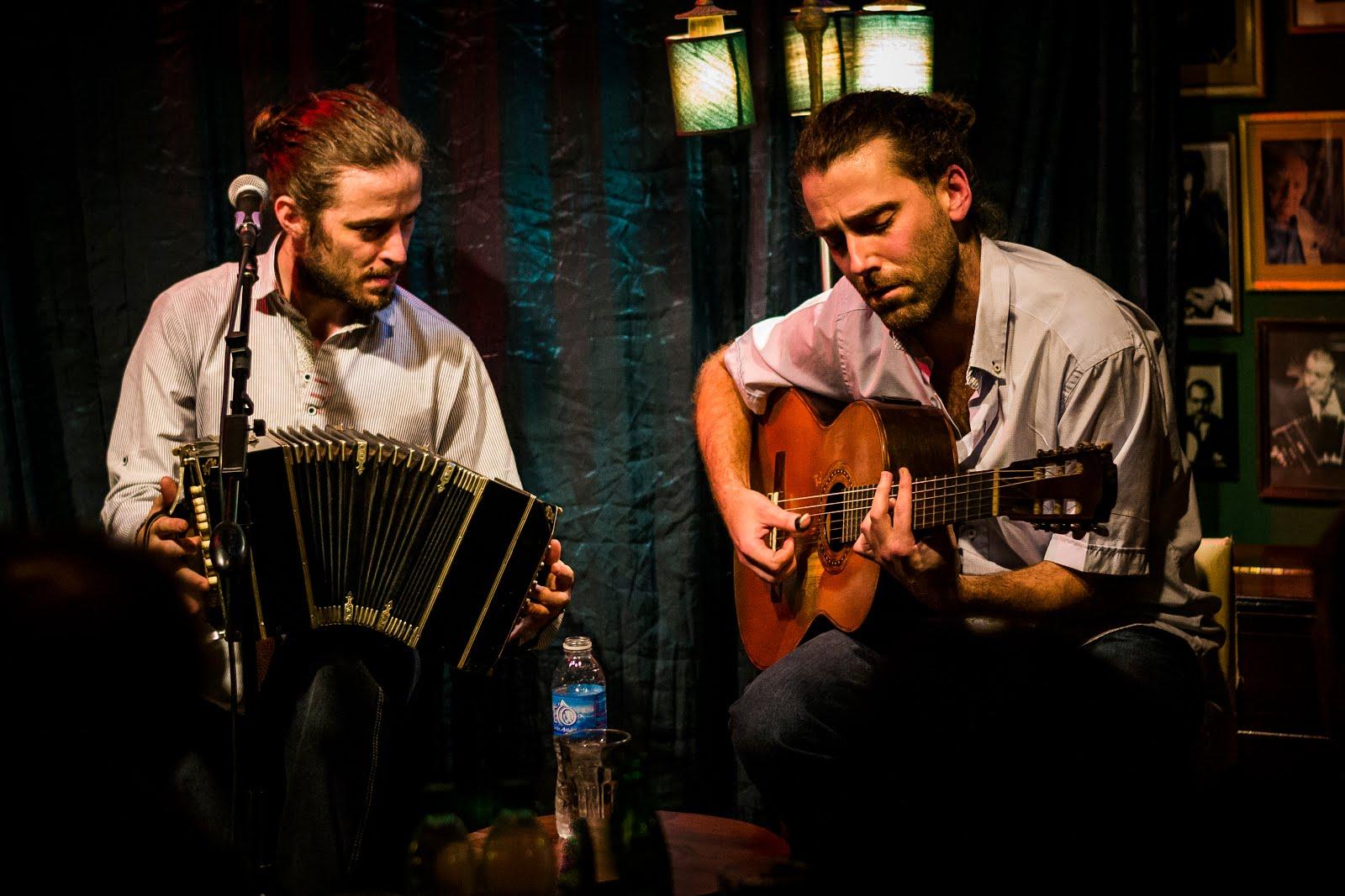 Duo Luna actuo el 30 de Agosto 2015