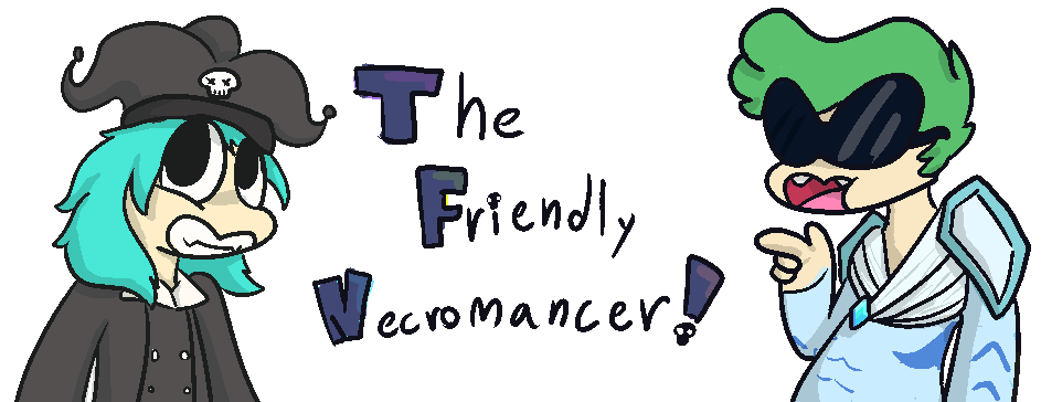 The Friendly Necromancer