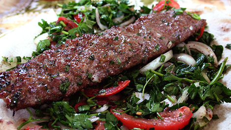 Kafta Recipe