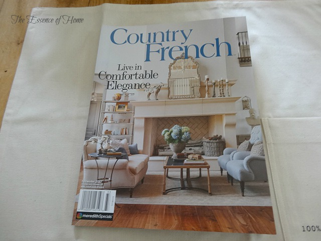The essence of home country french pillows magazine for French country home magazine