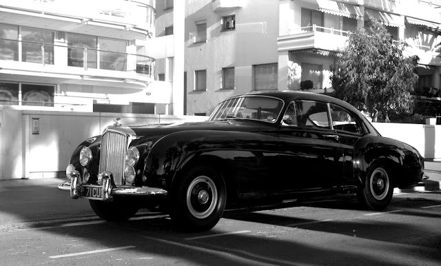 1953 Bentley Continental grand tourer - Bentley SI Continental Fastback Coupe Mulliner